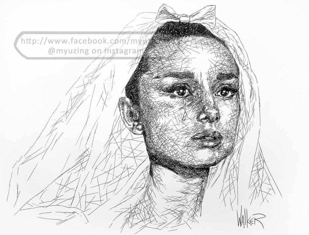 Audrey | Portraits by M.L. Walker | Myuzing