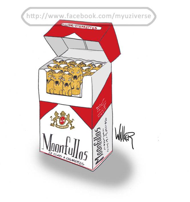 Cigs | Wordplay Puns by M.L. Walker | Myuzing