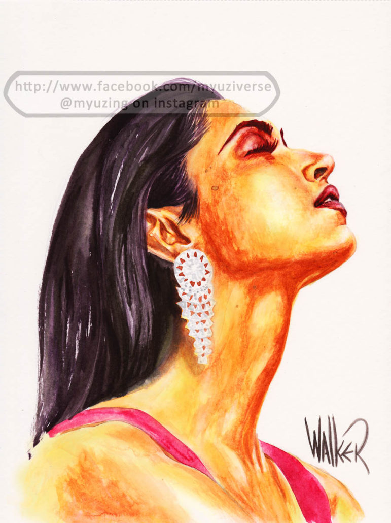 Deepika 2 | Portraits by M.L. Walker | Myuzing