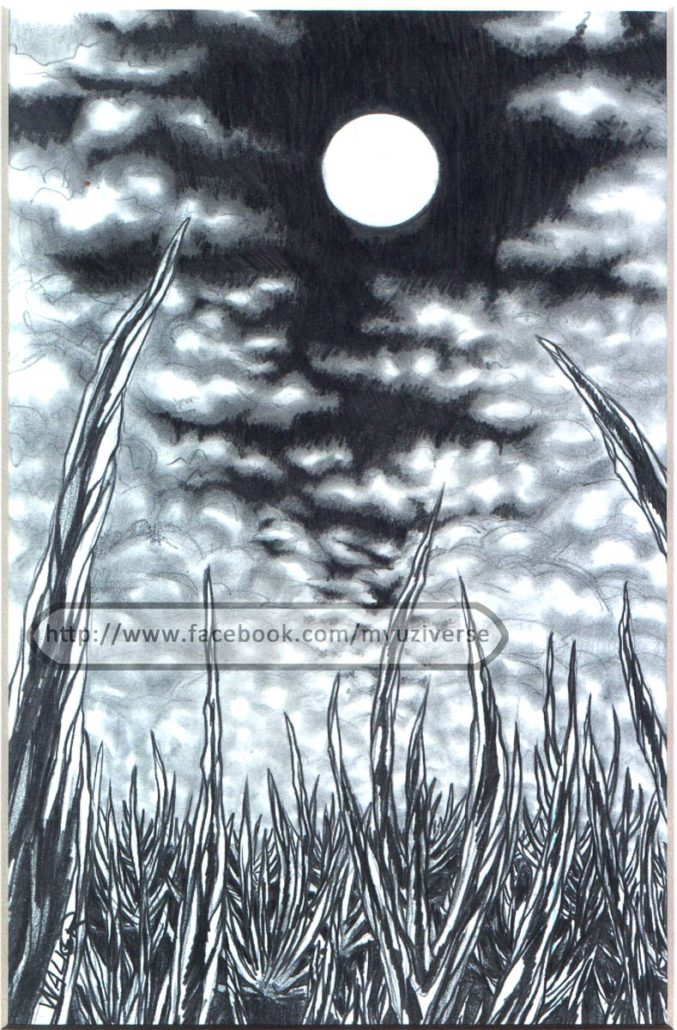 Landscape 5 | Landscapes by M.L. Walker | Myuzing