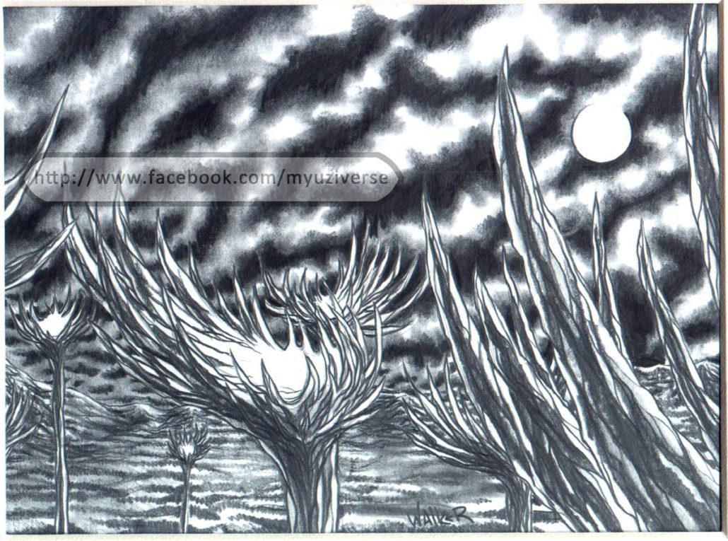 Landscape 7 | Landscapes by M.L. Walker | Myuzing