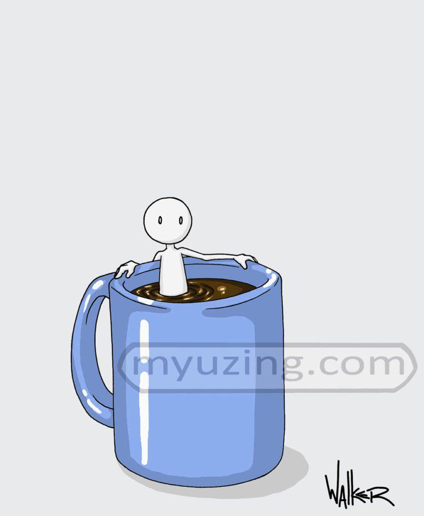 Coffee | My Guy by M.L. Walker | Myuzing