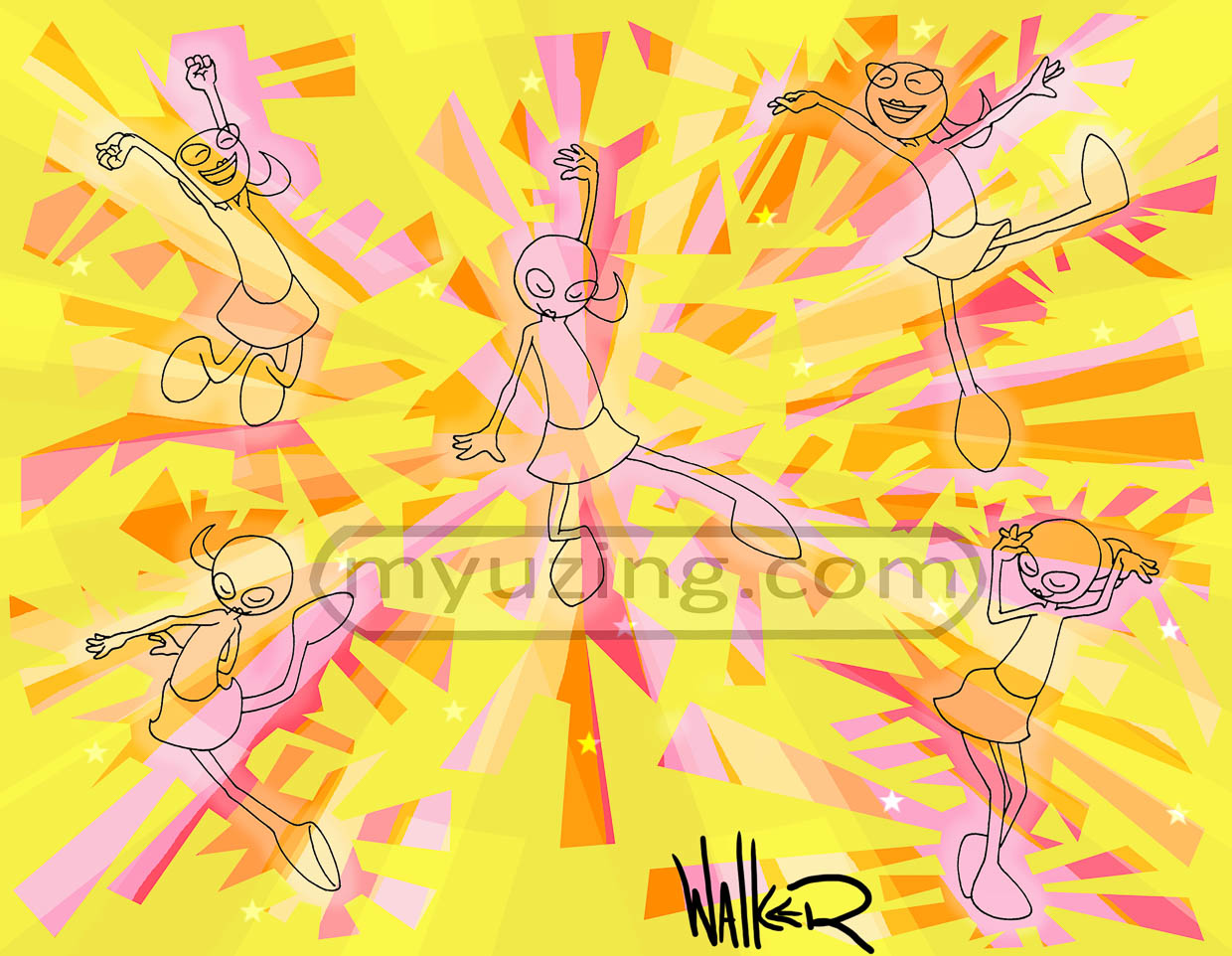 Dance | My Guy by M.L. Walker | Myuzing