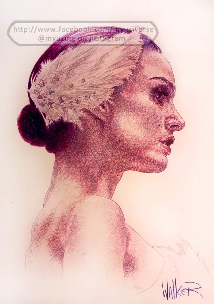 Natalie | Portraits by M.L. Walker | Myuzing