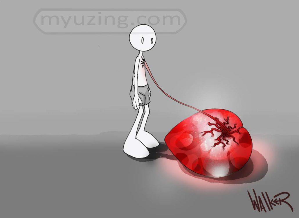 Big Heart   My Guy by M.L. Walker   Myuzing