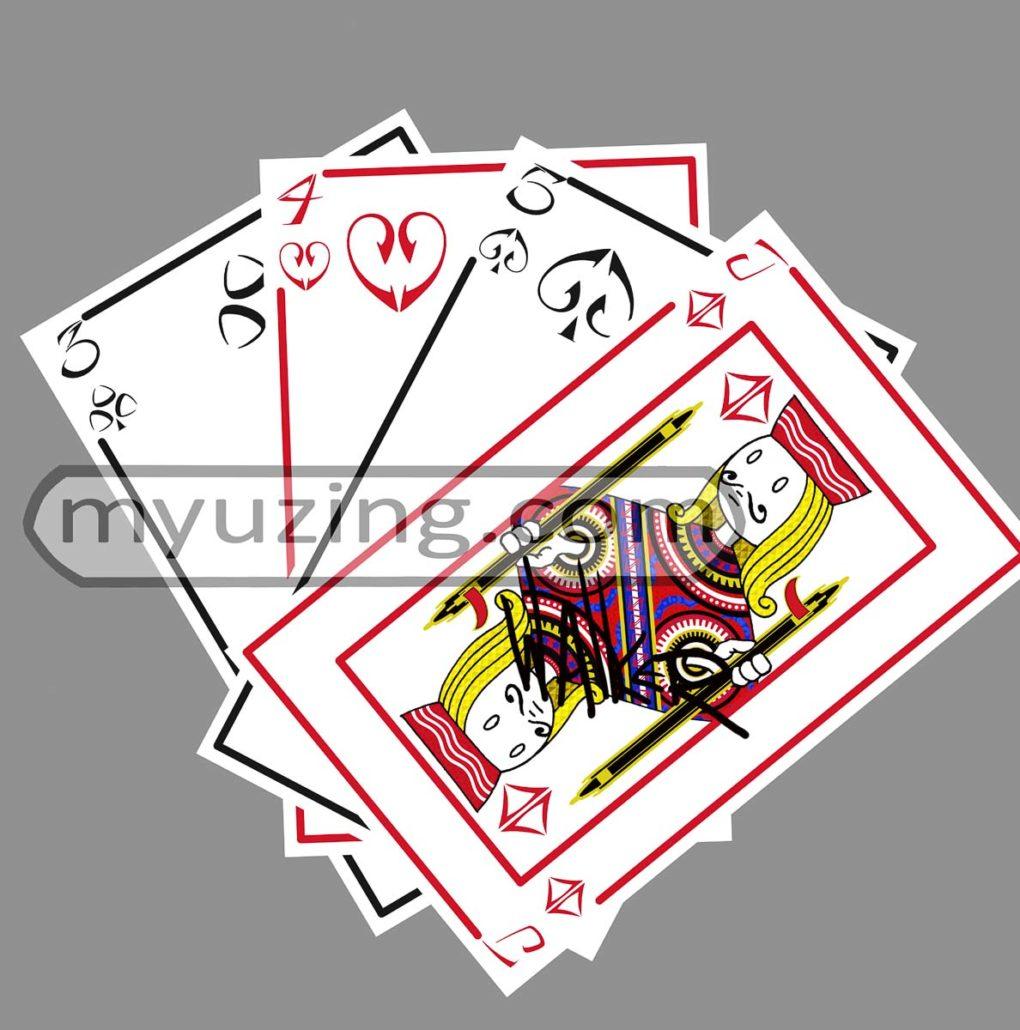 Cards Sample 2   My Guy by M.L. Walker   Myuzing