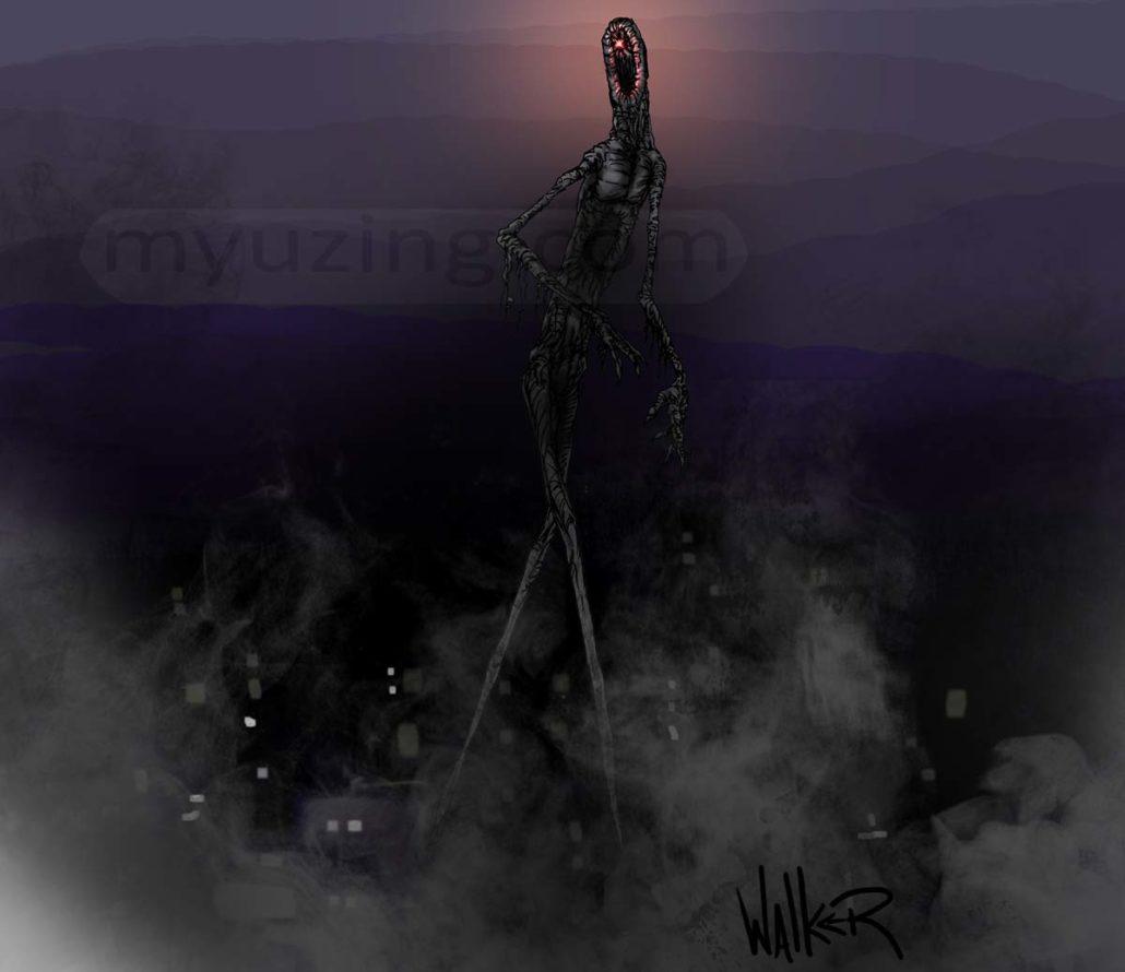 Nightwalker   Other Toons by M.L. Walker   Myuzing