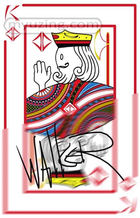 King of Diamonds Sample | My Guy by M.L. Walker | Myuzing