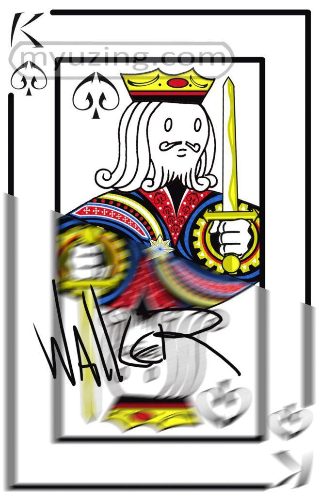 King of Spades Sample | My Guy by M.L. Walker | Myuzing
