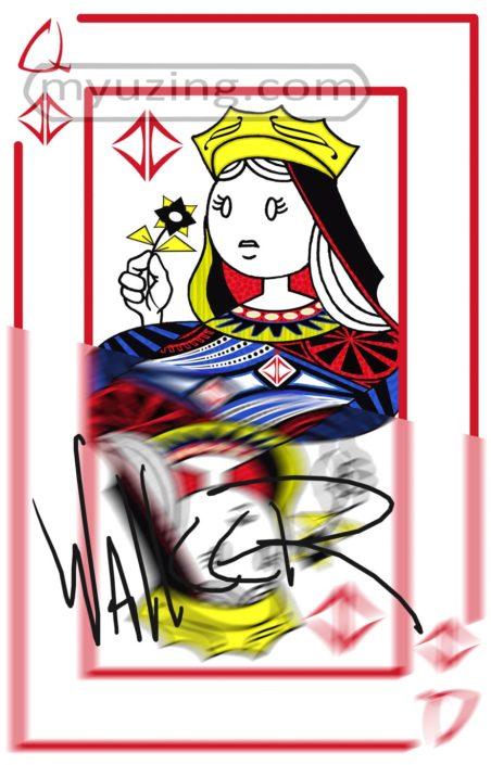 Queen of Diamonds Sample | My Guy by M.L. Walker | Myuzing